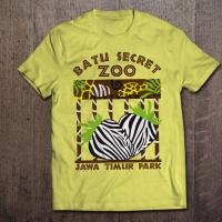Desain Kaos Batu Screet Zoo