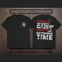 Fishing T-shirt Concept